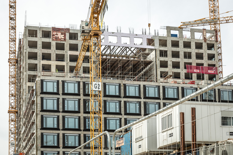 Les 1.800 salariés du cabinet d'audit et de conseil seront alors regroupés dans un complexe de 30.000 m2, répartis dans deux bâtiments. (Photo: Maison Moderne)