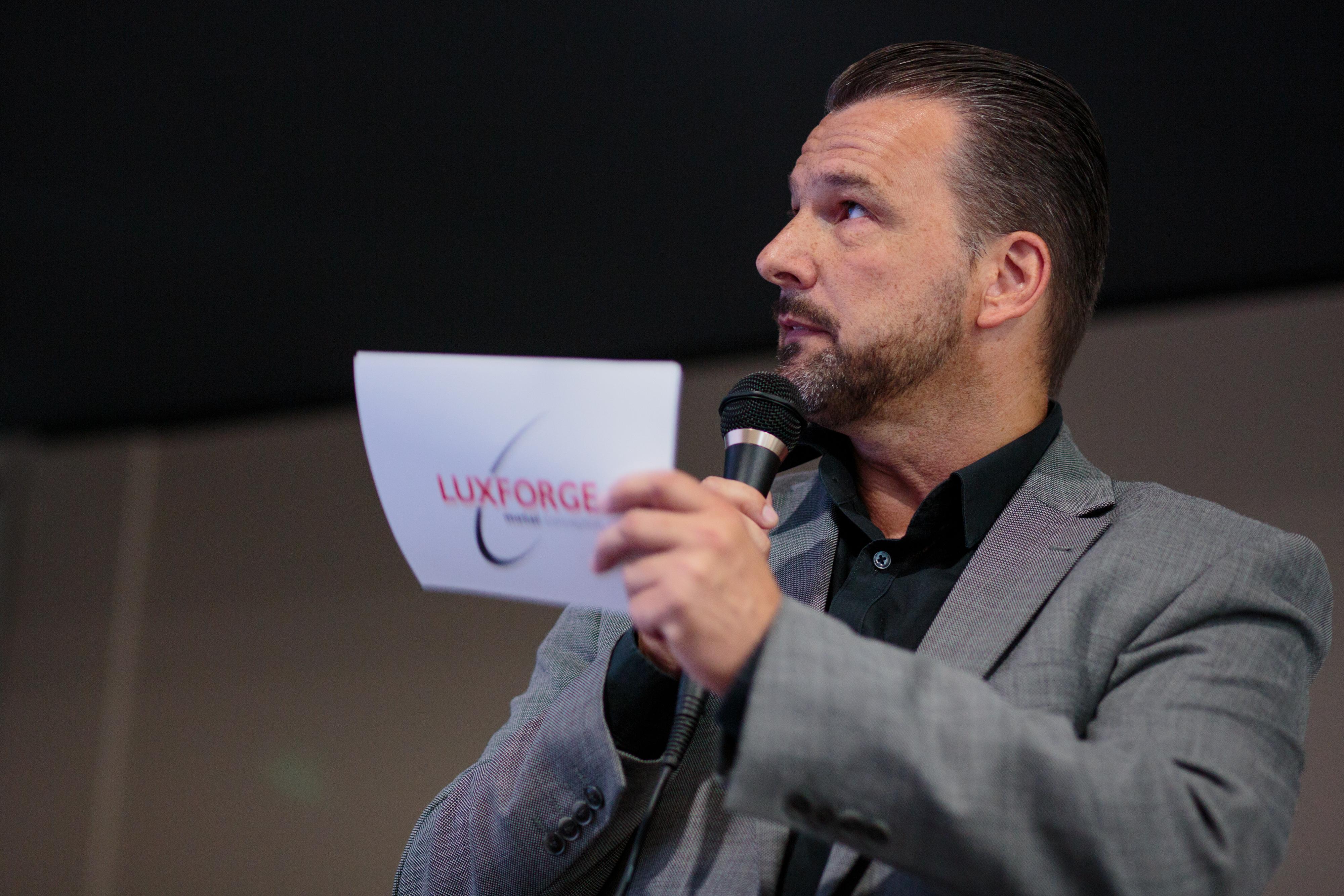 Jean-Louis Blanken, Luxforge