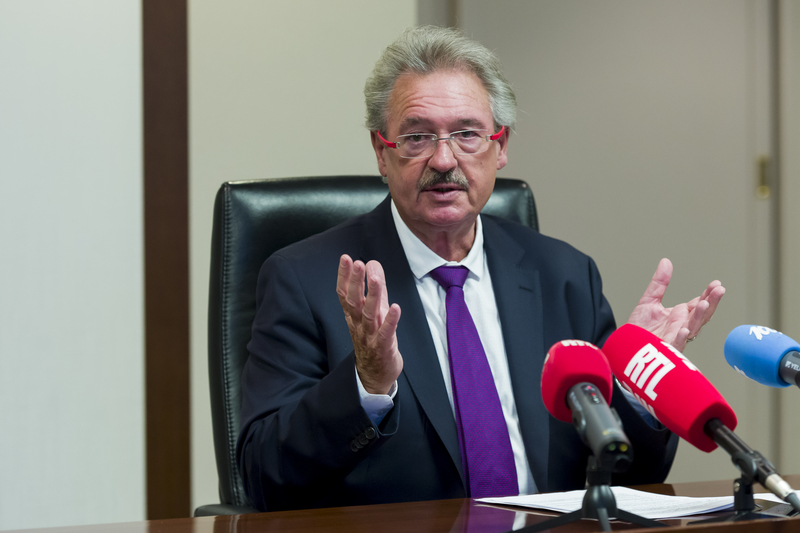 Jean Asselborn, ministre des Affaires étrangères et européennes, à l'Université Sophia à Tokyo