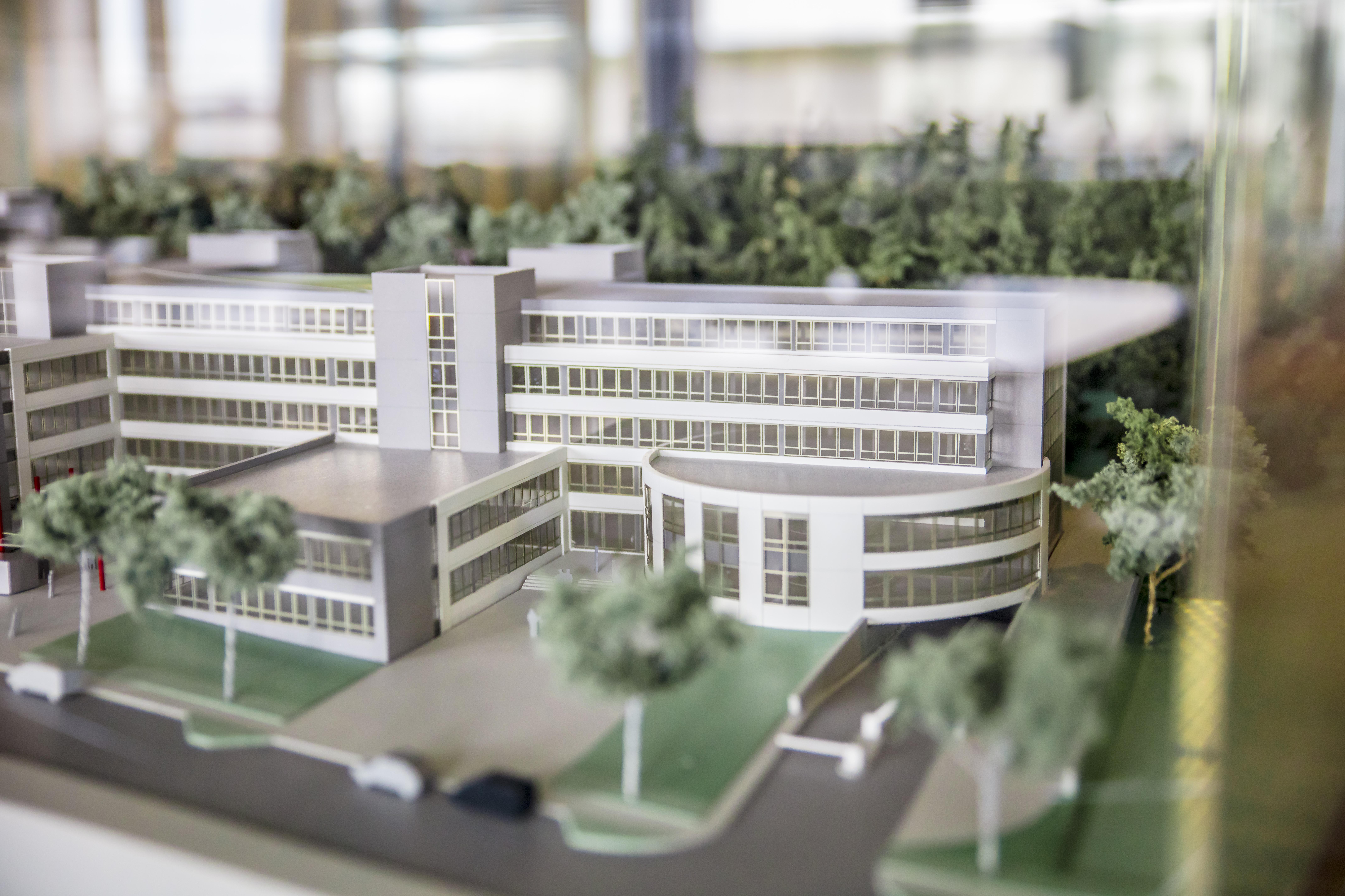 Dans le futur, tous les bâtiments du parc immobilier Schuler répondront à des normes environnementales AAA.