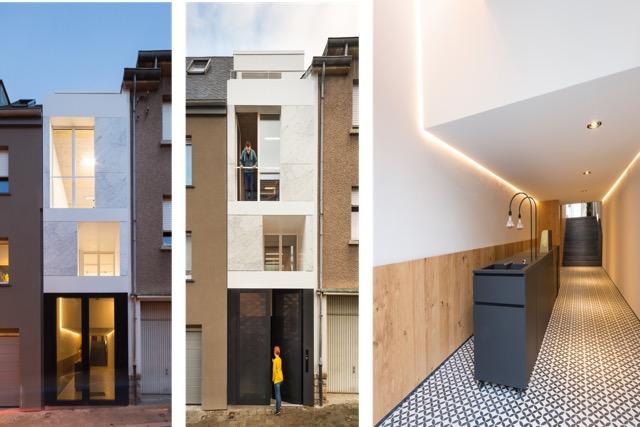 Showroom Norbert Brakonnier par A+T architecture