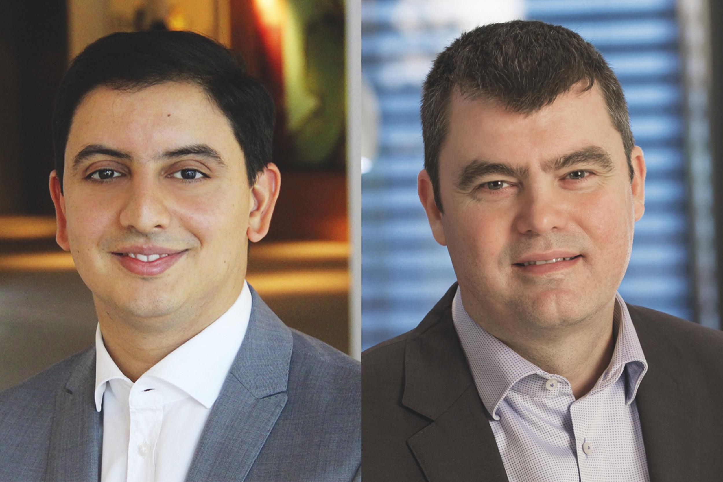 Adil Sebbar et Raphaël Charlier suivent pas à pas l'évolution du secteur des PSF chez Deloitte. (Photo: Deloitte)