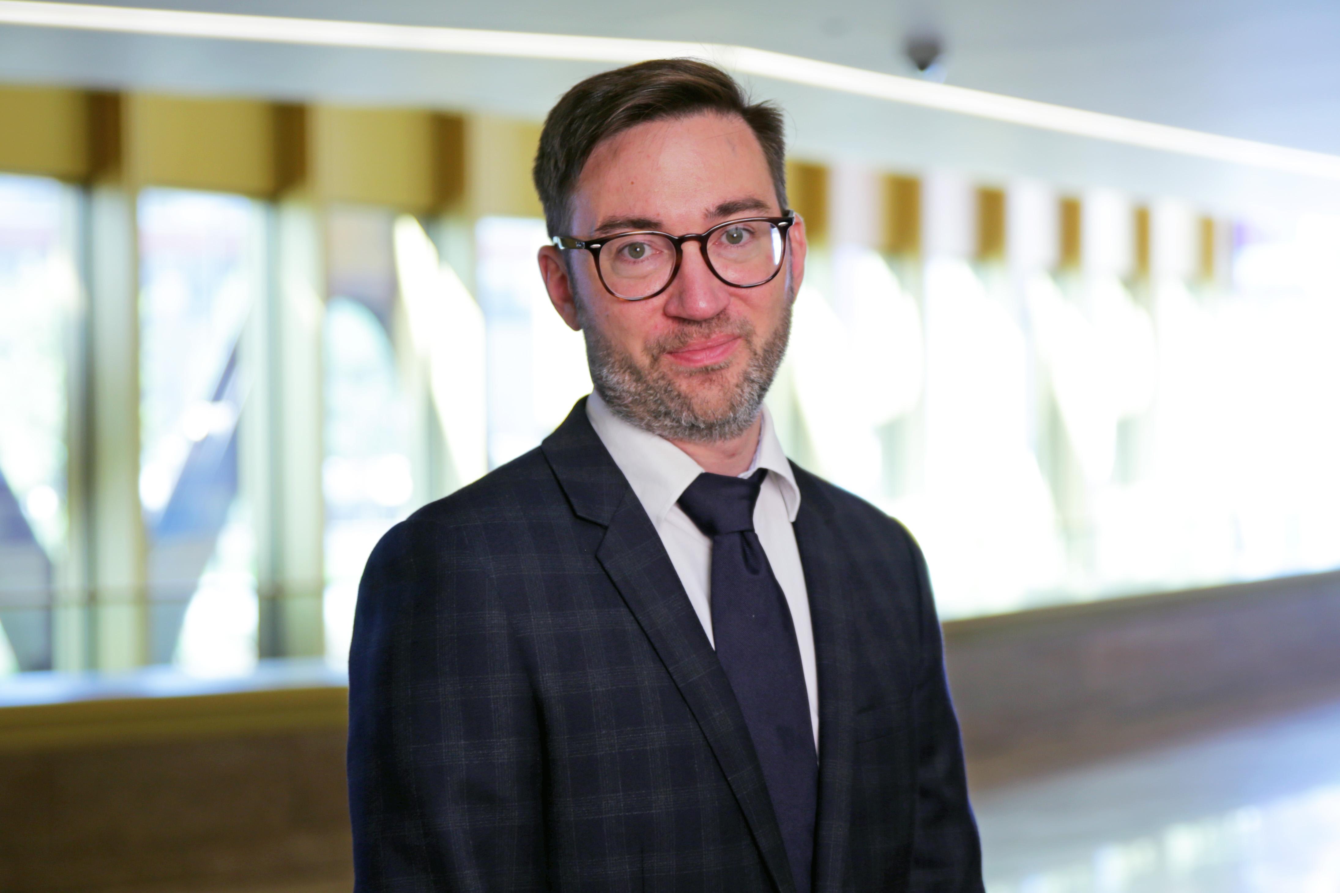 Olivier Schneider, Partner.