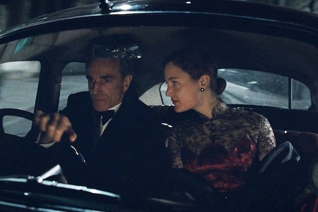 Daniel Day-Lewis et Vicky Krieps (Photo: Universal Pictures International)