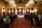 Banquet d'État lors de la visite de la délégation luxembourgeoise en France