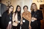 Emilie Bertoni (Paperjam Club), Norma Bello Cortes (JES'tudio), Bénédicte Souy (Moving People 2 Luxembourg) et Nathalie Thielemans (Oxiane)