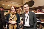 Céline Dupuy (RCube) et Mathias Guittet (Bureau Center)