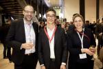 David Sibaud (Garage Rodenbourg), Julien Delpy (Maison Moderne) et Anastassia Billard (Kairostream)