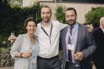 Ann Vandermeer (Paris 8), Nicolas Pouilleux (Maison Moderne Media Sales) et Laurent Chapelle (RH Expert)