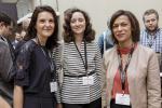 Marilyn Baratto (Maison Moderne Media Sales), Marie-Adélaïde Gervis (Arendt & Medernach) et Véronique Cioli (Linklaters)