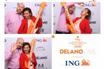 Ducan Roberts (Delano) et Anca Marinescu (Maison Moderne Media Sales)