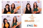 Oana Marangoci (Green Heart Toastmasters Club) et Jessica Bauldry (Delano)