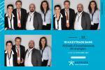 Christel Schuler, Laurent Peusch, Guy Puetz (Adem) et Cristina Eires (Manpower)