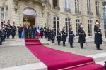 S.A.R. le Grand-Duc, S.A.R. la Grande-Duchesse et Edouard Philippe