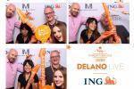 Duncan Roberts (Delano), Pauline Hy (Maison Moderne), Aaron Grunwald (Delano) et Magaly Piscarel (Delano)