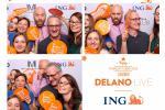 Magaly Piscarel, Margaret Ferns, Duncan Roberts, Aaron Grunwald et Jessica Bauldry (Delano)