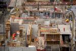 Au final, l'îlot accueillera commerces (15.200 à 18.400 m2), services (1.000 à 1.300 m2), horeca (1.000 à 1.500 m2), bureaux (8.000 à 12.000 m2) et logements (min. 6.800 m2).