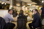 Cédric Rensonnet (Four Points Invest) et Massimo Del Medico (NDM Architectura)