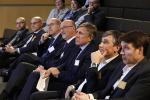 Philippe Beissel (LuxReal), Sibrand van Roijen (LuxReal), François Bausch (Ministre du Développement durable et des Infrastructures), Jean-Jacques Rommes (UEL - Union des Entreprises Luxembourgeoises), Jean-Louis Appelmans (Leasinvest), Vincent Bechet (Lu
