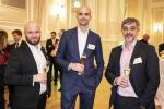 Michael Taelman (CBRE), Alexander Van Ravels (CBRE) et William Moulin (CBRE)