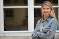 Stéphanie Damgé, directrice de Jonk entrepreneuren