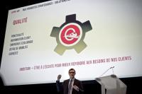 Marc Wengler, directeur général des CFL