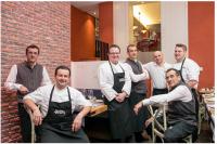 L'équipe de la Table de Frank.