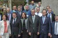 Sommet informel des exécutifs de la Grande Région