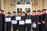 Luxembourg School of Business promo 2017
