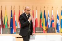 Vincent Bechet, president of LuxReal,will welcome the participants