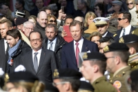 François Hollande, Grand-Duc Henri, visite officielle, Luxembourg