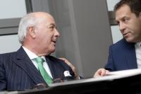 Norbert Becker et John Van der Wielen, un administrateur et un CEO sur la même longueur d'ondes. À l'image de Lombard et de son actionnaire Blackstone.