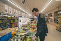 Pour Boudewijn van den Brand, le directeur de Lidl Belgique-Luxembourg, Lidl est devenu un smart-discounter.