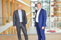 Vincent Villers et Laurent Probst, PwC Luxembourg