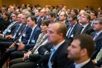 La communauté financière a apprécié le message d'amour délivré par le ministre des Finances Pierre Gramegna.