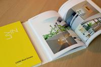 Le livre «Livin» par Vidale-Gloesener.