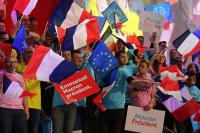 Victoire Emmanuel Macron