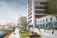 un nouveau quartier dynamique susceptible d'attirer de nouveaux résidents