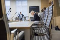 Le travail des membres de la commission du Développement durable sur le projet de loi sur l'aménagement du territoire durera jusqu'aux vacances parlementaires pour transmettre le texte au Conseil d'État avant l'été.