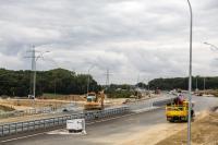 chantier autoroute