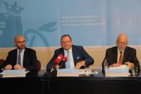 Le ministre Fernand Entgen a présenté la stratégie de développement du secteur viticole.