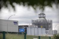La fermeture de la Twinerg a fait chuter la production nationale d'électricité.