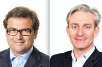 Olivier Dorier et Axel Motte