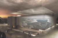 Le pavillon invite à contempler et entrer dans l'univers d'un pays qui sait regarder loin, le Luxembourg.