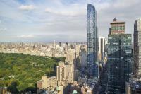 L'immeuble signé Christian de Portzamparc donne une vue directe sur Central Park.