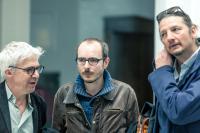 William Bourdon, Antoine Deltour, Philippe Penning