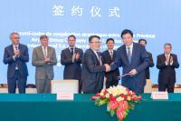Fin 2013, Cargolux a vu l'investisseur chinois HNCA prendre 35% des actions.