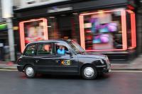 Taxi londonien Statec britannique