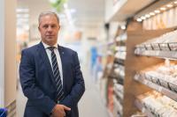 Jan Oostvogels, directeur Aldi Luxembourg