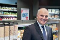 François Remy président exécutif Auchan Luxembourg